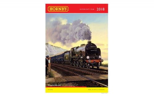 Hornby R8155 Catalogue 2018